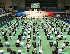 2012年全国理容競技大会 in 富山